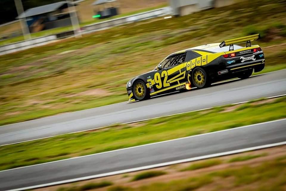 Hallitseva mestari Toni Lähteenmäki toivoo tiukkaa taistelua V8 Thunder-luokkaan