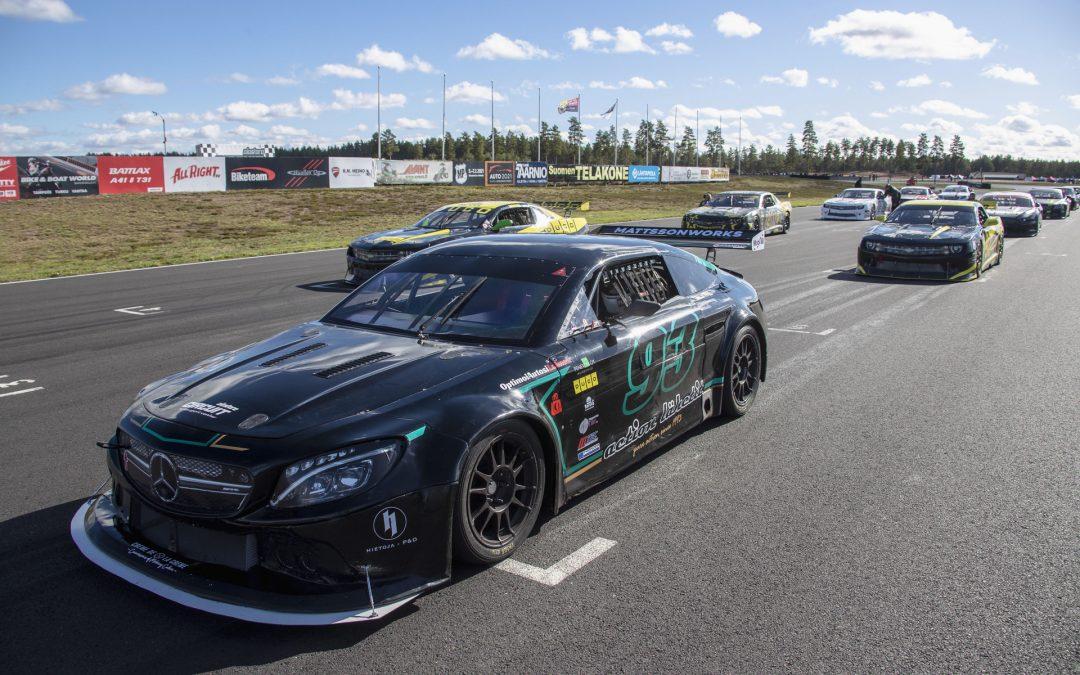 Rata-autoilun suomenmestaruudet 2020 ratkaistiin Alastarolla